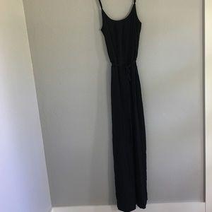 Michael Stars// black maxi dress, size S